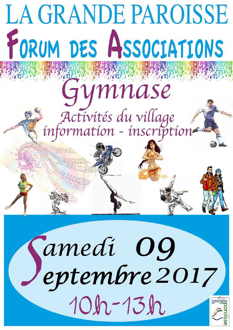 affiche forum des associations 2017 - copie